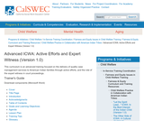 Advanced ICWA: Active Efforts and Expert Witness (Version 1.0)