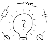 """Hörsaal-Spiel """"Rot gegen Grün"""" mit Fragen zu den Grundlagen der Elektrotechnik"""