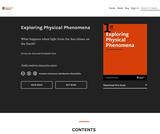 Exploring Physical Phenomena