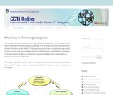 Planning for Technology Integration