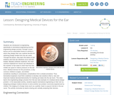 Designing Medical Devices for the Ear