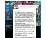 Gray's Reef Research