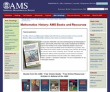 American Mathematical Society Books Online
