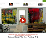 Gerhard Richter, The Cage Paintings (1-6)