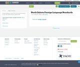 North Dakota Foreign Language Standards