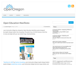 Open Education Manifesto