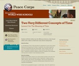 Two Very Different Concepts of Time  -  Lesson 2 for The Meaning of Time