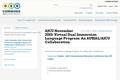 AJCU November 2015: Virtual Dual Immersion Language Program: An AUSJAL/AJCU Collaboration