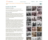Calisphere Themed Collection - 1780-1880: California in Transition: Everyday Life, 1850s-1890s
