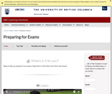 Learning Toolkit: Exam/Study Prep