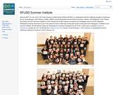 Science, Literacy, Arts iNtegration in the Twenty-first century (SLANT) Summer Institute