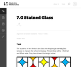 7.G Stained Glass
