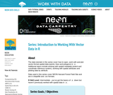 Introduction to Working With Vector Data in R