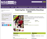 Exploring Size - StretchAbility