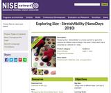 Exploring Size - StretchAbility