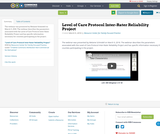 Level of Care Protocol Inter-Rater Reliability Project