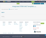 Integrated STEM UbD Template