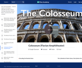 Colosseum (Flavian Amphitheater)