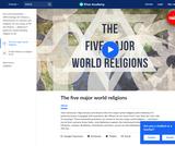 The Five Major World Religions