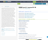 TEESP Level 5 - Lessons 53 - 58