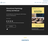 Educational Psychology Library Lab Manual – Simple Book Publishing