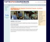 Medicine III: Hospital Clerkship Program