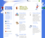 Energy Kids: What is Energy?