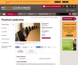 Practical Leadership, Fall 2004