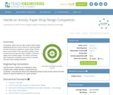 Paper Drop Design Competition