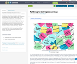 Pathway to Entreprenuership