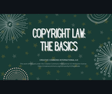 Copyright Law: The Basics (2 of 5)