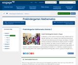 PrekindergartenModule 2: Shapes