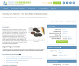 The Benefits of Biodiversity