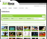 ArtsEdge Media Library: Thematic Collections