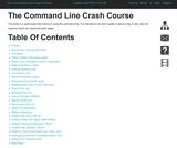 The Command Line Crash Course