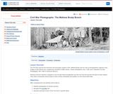Civil War Photographs: The Mathew Brady Bunch