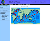 Study of Place: Ocean Currents Exploration
