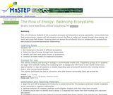 The Flow of Energy:  Balancing Ecosystems