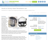 Water Remediation Lab