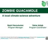 Washington Green Schools: Zombie Guacamole Training
