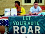 American Government, Individual Agency and Action, Voting and Elections, Voter Registration