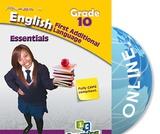 English First Additional Language (FAL)