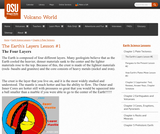 The Earth's Layers Lesson #1