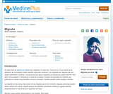 Migraine Headaches (Spanish)