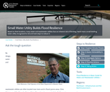 Small Water Utility Builds Flood Resilience