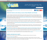 Hands-On Science and Literacy Lessons About Weather and Climate