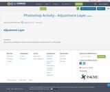 Photoshop Activity - Adjustment Layer