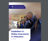 Guidelines for Online Assessments for Educators