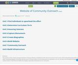 Website of Community Outreach