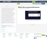 SDG 3.4: Non-communicable diseases